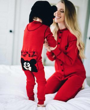 Bear Bum Pajamas