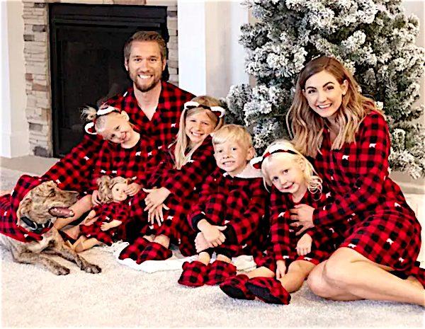 Family Classic Tartan Plaid Holiday Pajamas