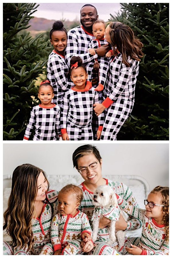 Little Sleepies 2020 Matching Family Holiday Pajamas