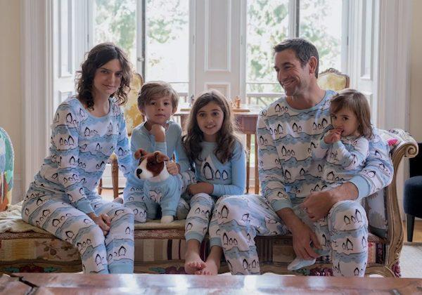 Penguin Matching Family Pajamas