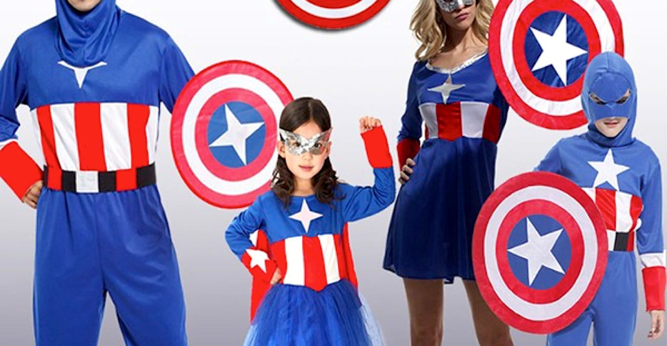 Mommy Daddy Me Matching Family Costumes Halloween Dress Up Birthday Parties Mommematch Com In captain marvel, the titular hero's companion is a fuzzy star who steals every scene they're in: me matching family costumes halloween