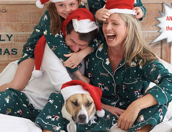 Family Matching Holiday Pajama Deals
