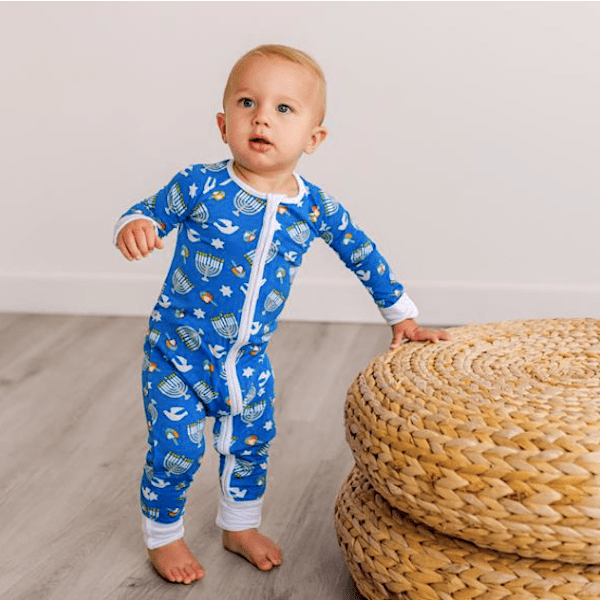 Limited Edition Baby Hanukkah PJs