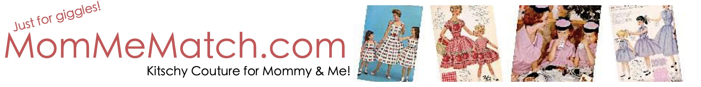 Mom + Me Matching Clothes | Pajamas | Costumes | Aprons | Jewelry | MomMeMatch.com