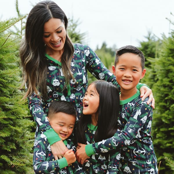 Star Wars Family Holiday Organic Cotton PJs