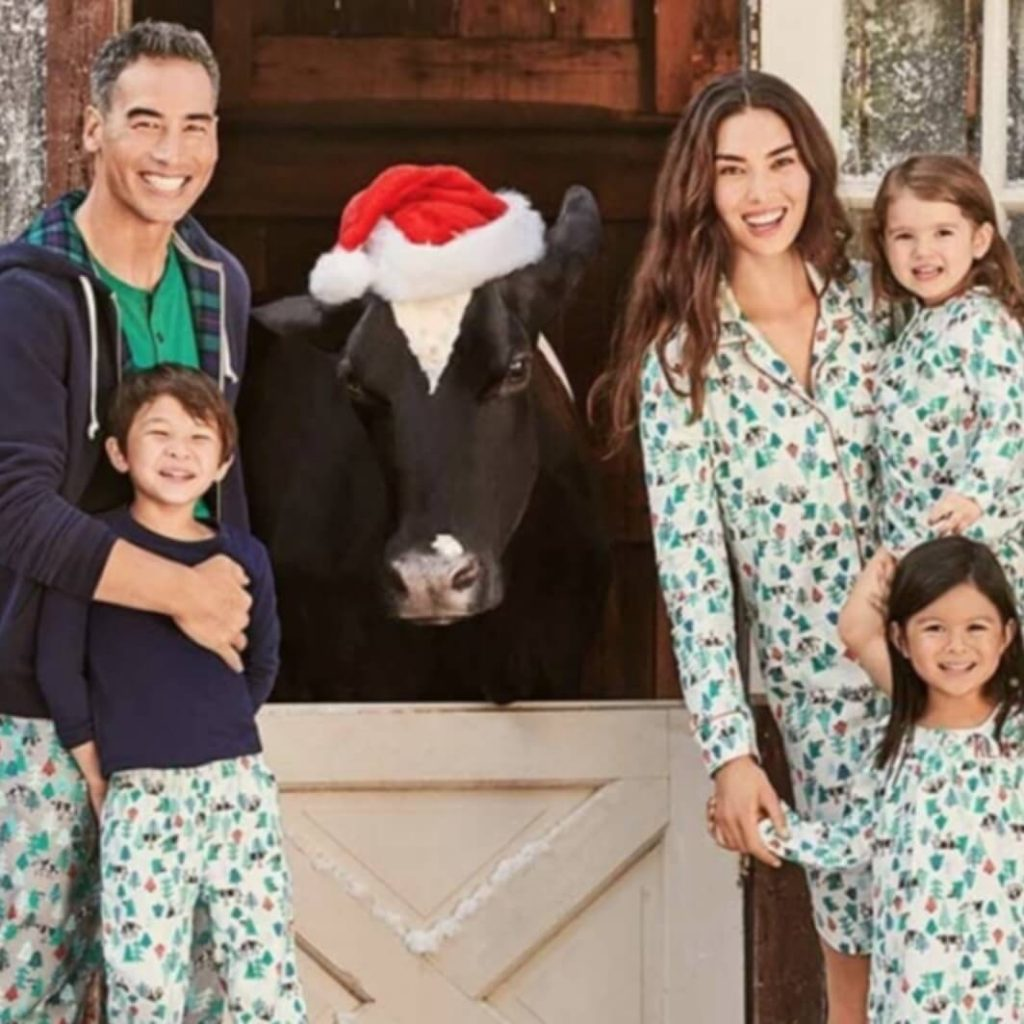 Christmas Tree Family Holiday Pajamas