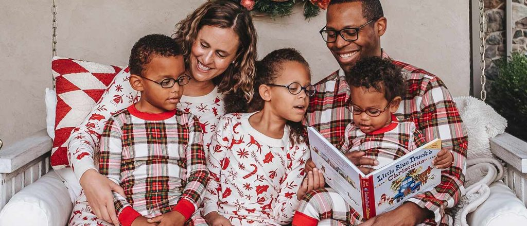 Family Holiday Pajamas Amazon