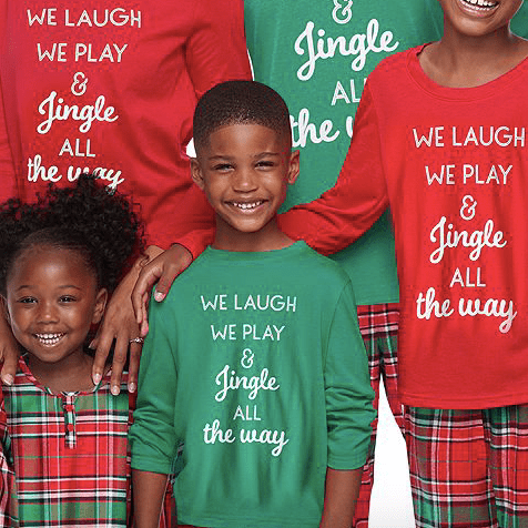 Jingle All the Way Family Matching Christmas Pajamas