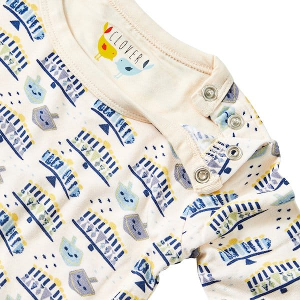 Baby and Kids Limited-Edition Hanukkah Pajamas