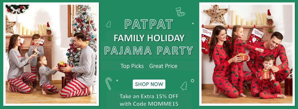 MOMME15 Discount off PatPat