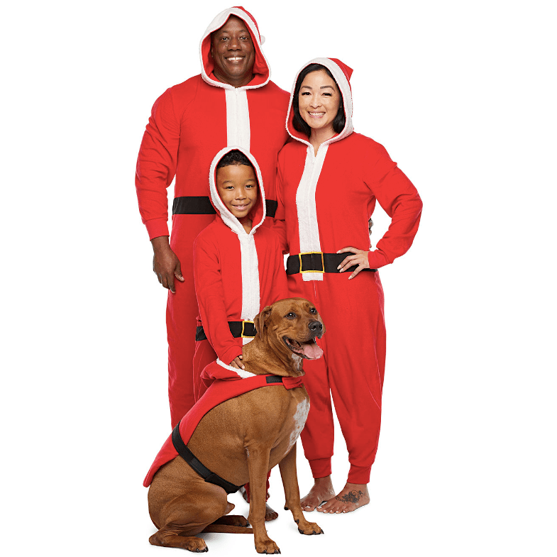 Santa Family Matching Onesies