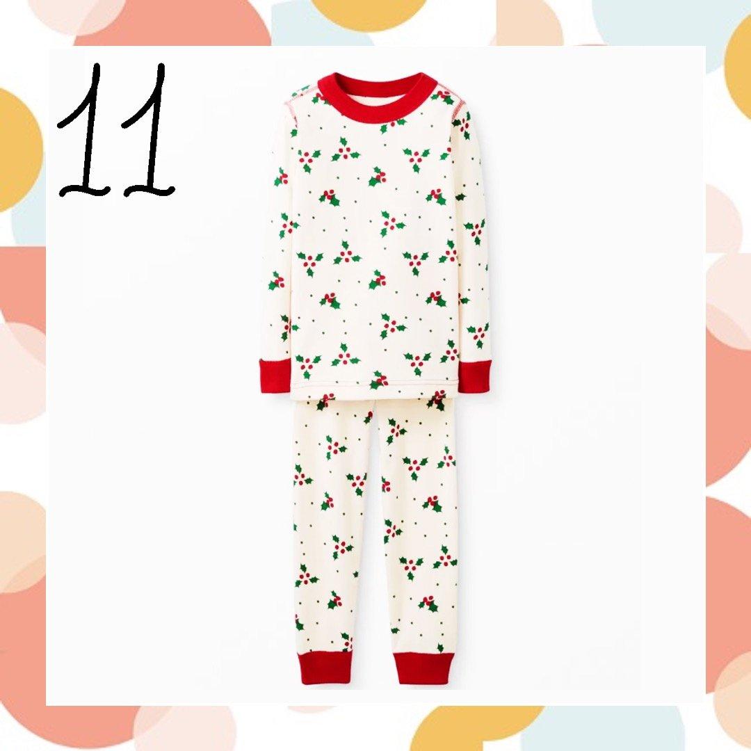Hanna Holly Matching Family Holiday Pajamas