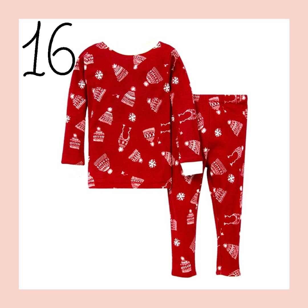 Hats Off Family Holiday Pajamas