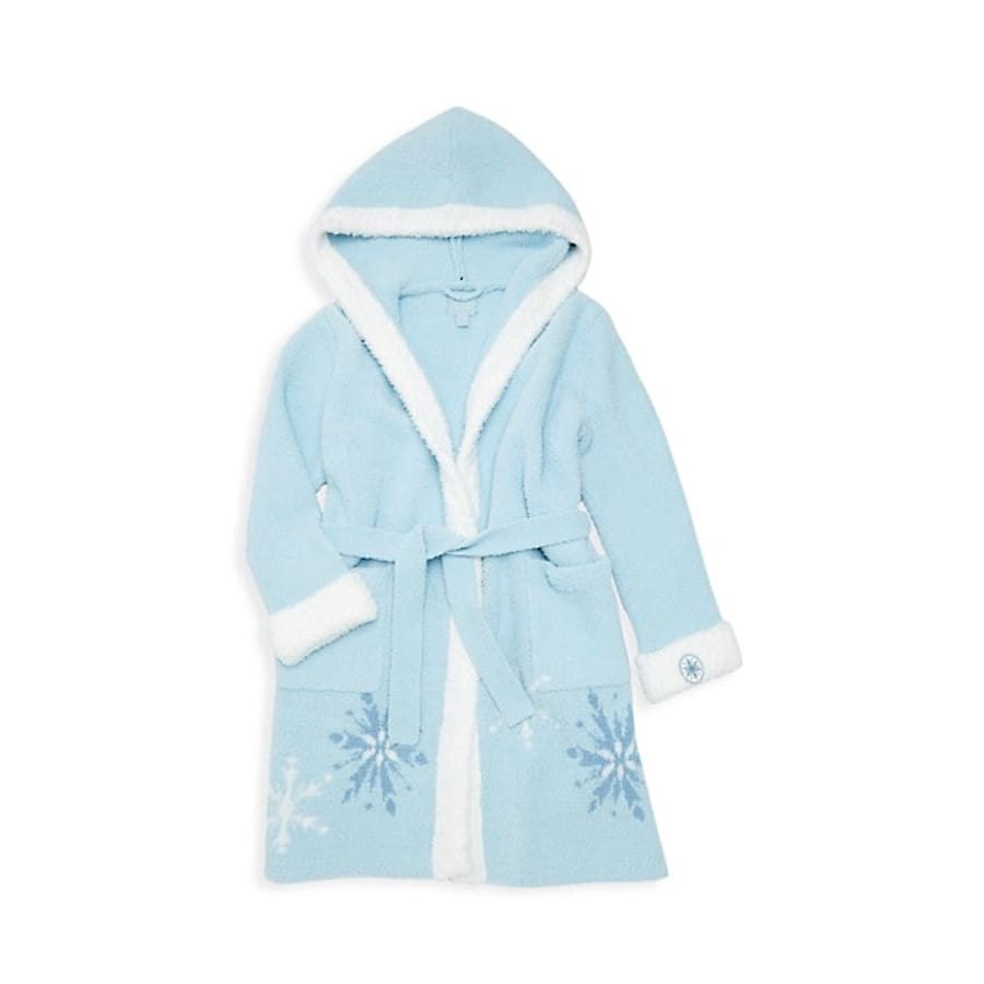 Girl's Disney's Frozen 2 Snowflake Fleece Robe