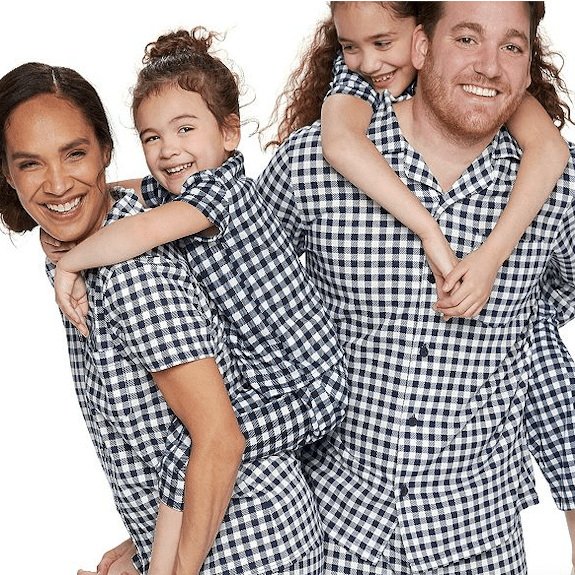 Jammies For Your Families® Gingham Pajama Collection